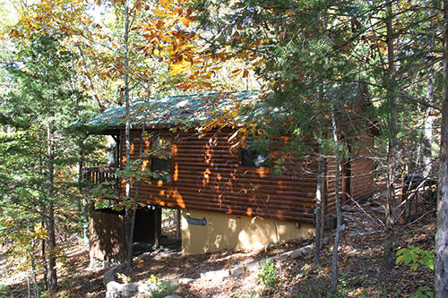 Ordinaire Branson Missouri Bear Creek Lodge Cabin Rentals | Branson Missouri Vacation  Lodging The White River Loft