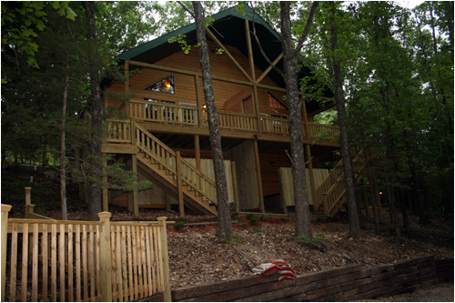 missouri cabin cedars cabins holiday with log hot tub feather branson falls red private tubs rental in vacation our home